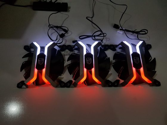 Deepcool MF120S 3-Fans Pack Review