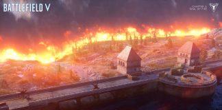 Battlefield 5 Battle Royale Firestorm