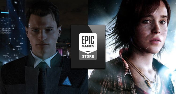 Detroit: Become Human and Beyond: Two Souls PC