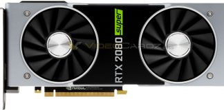 Nvidia GeForce RTX SUPER