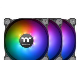 Thermaltake Pure 14 ARGB Sync Radiator Fans TT Premium Edition