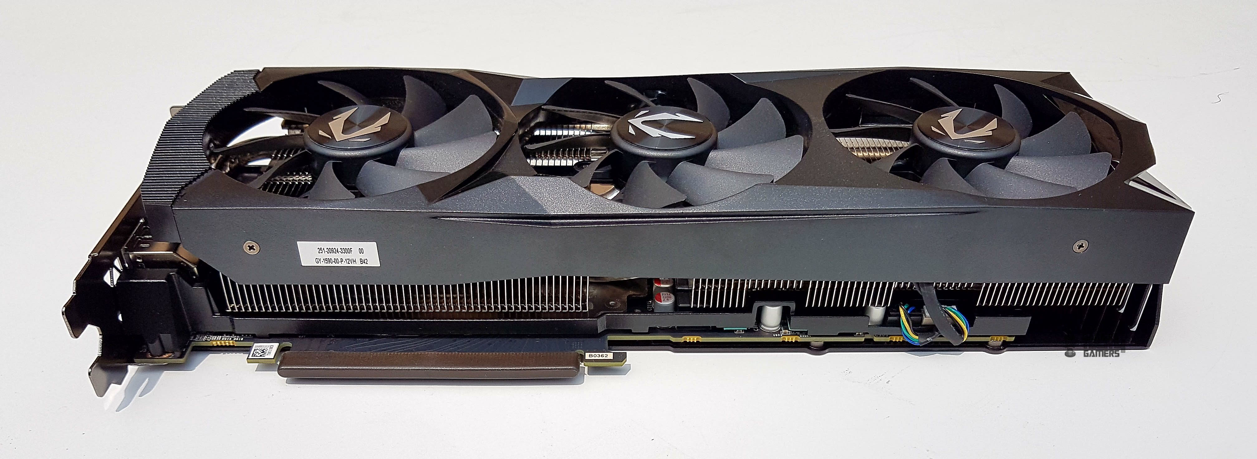 ZOTAC GeForce RTX 2070 Amp Extreme Edition Review