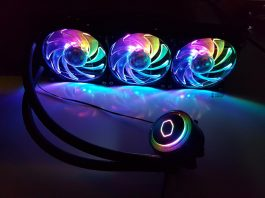 Cooler Master MasterLiquid ML360R RGB CPU Liquid Cooler Review