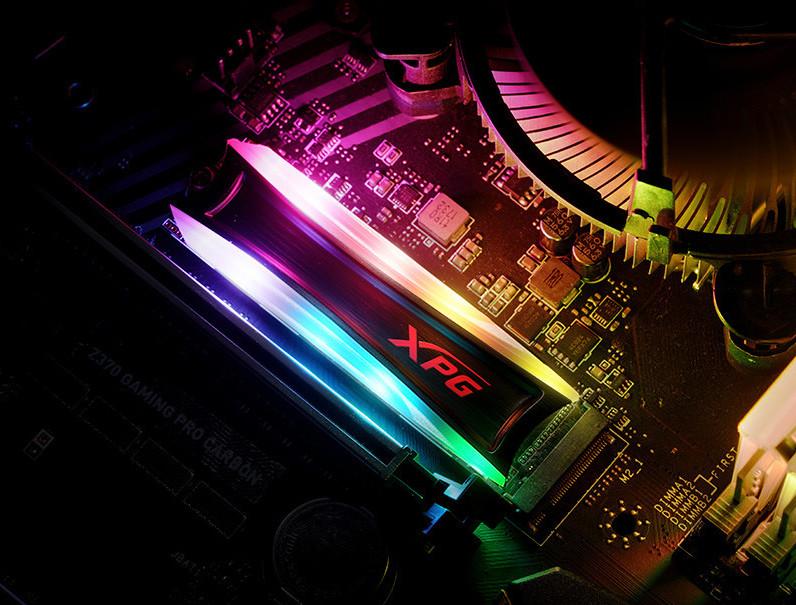 ADATA XPG Spectrix S40G SSD