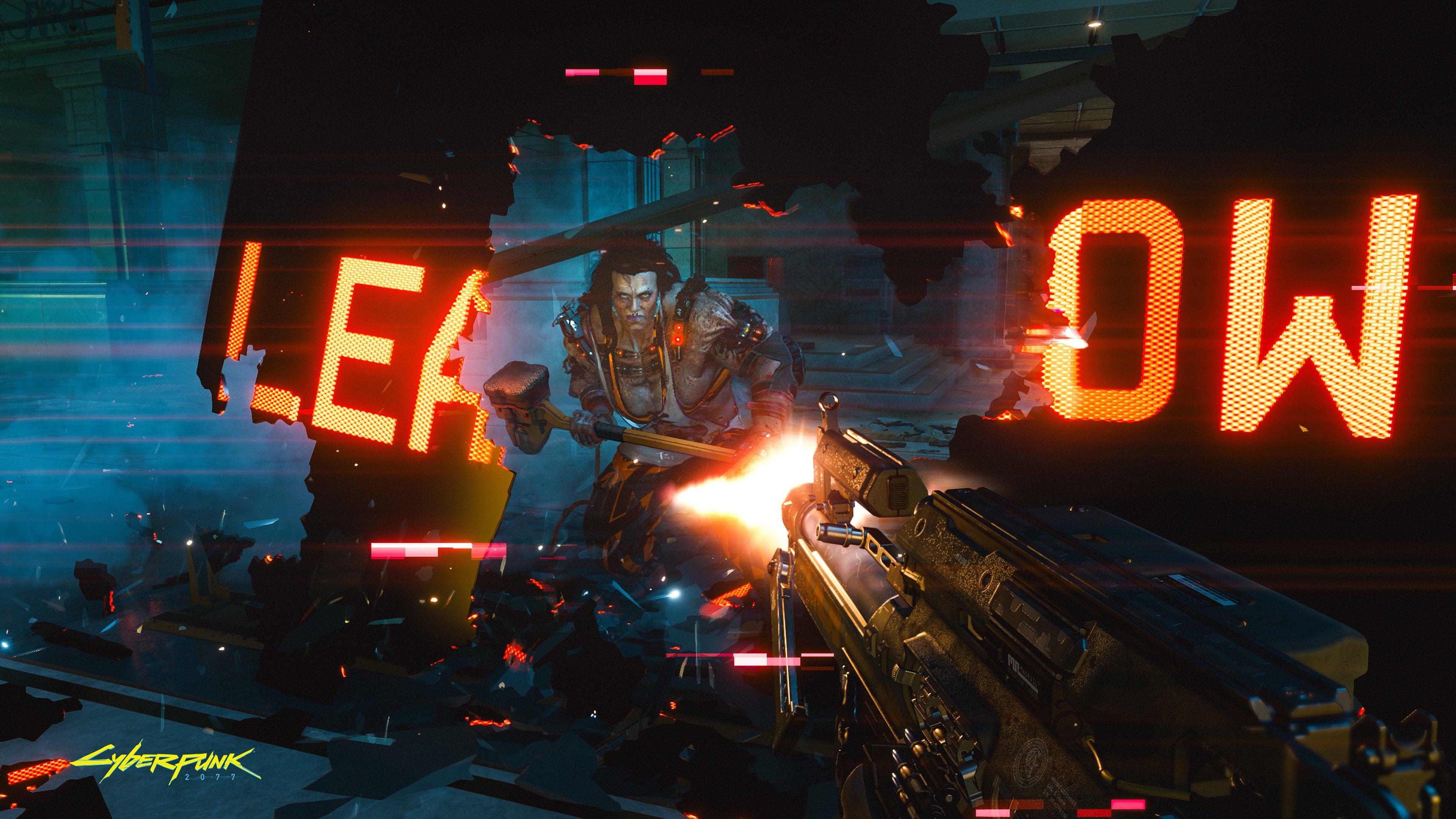 Cyberpunk 2077 - New 4k Screenshots and Details