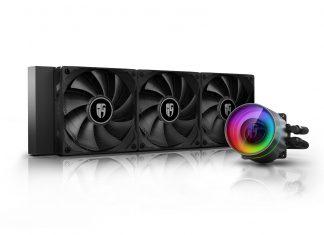 Deepcool Castle 360EX CPU Liquid Cooler Review