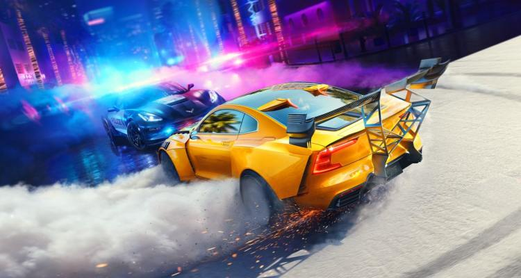 Need For Speed ​​Heat