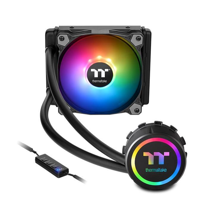 Thermaltake Water 3.0 120 ARGB Sync CPU Liquid Cooler