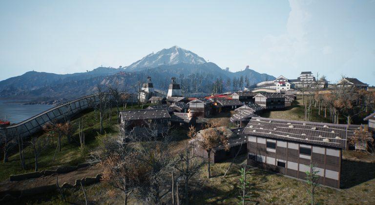 RAN: Lost Islands Screenshot