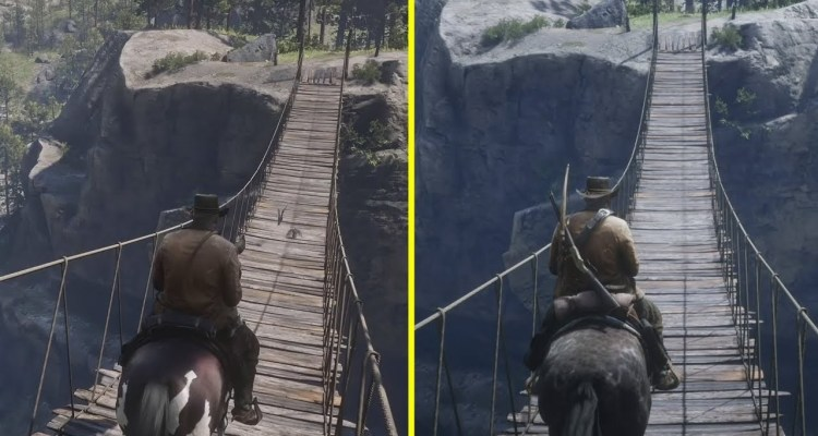 Red Dead Redemption 2 Pc Vs Xbox One X Graphics Comparison