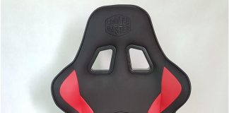 Cooler Master Caliber R1 Gaming Chair Review