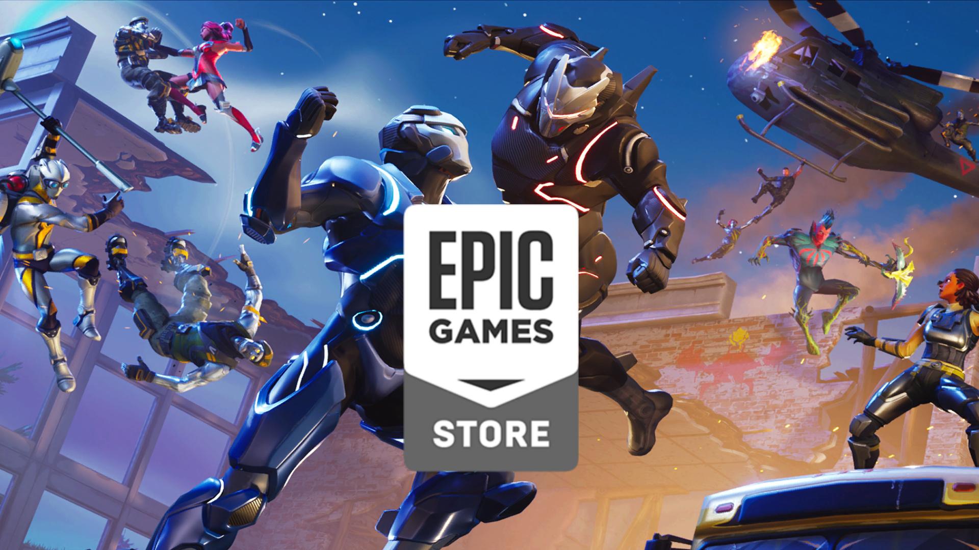 Epic Games Gratis