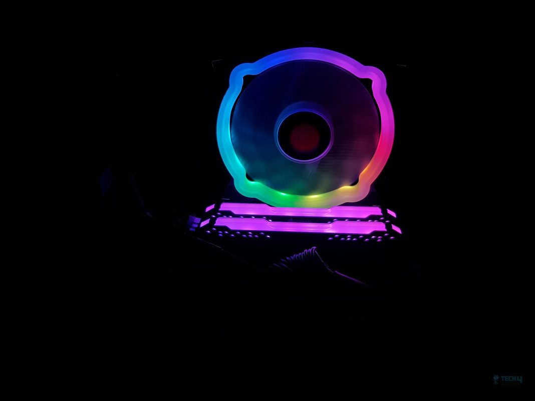 Thermaltake UX200 ARGB Lighting Air Cooler