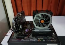 Thermaltake UX200 ARGB Lighting Air Cooler