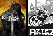 Aztez and Kingdom Come: Deliverance
