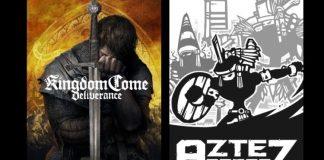 Aztez and Kingdom Come: Deliverance