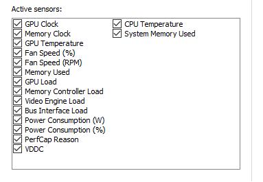 COLORFUL GTX 1650 Super Sensors