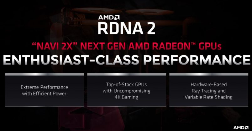 Amd Confirms Gpus With Rdna 2 0  Navi 2x  In Q4 2020 With