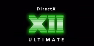 DX 12 Ultimate Edition