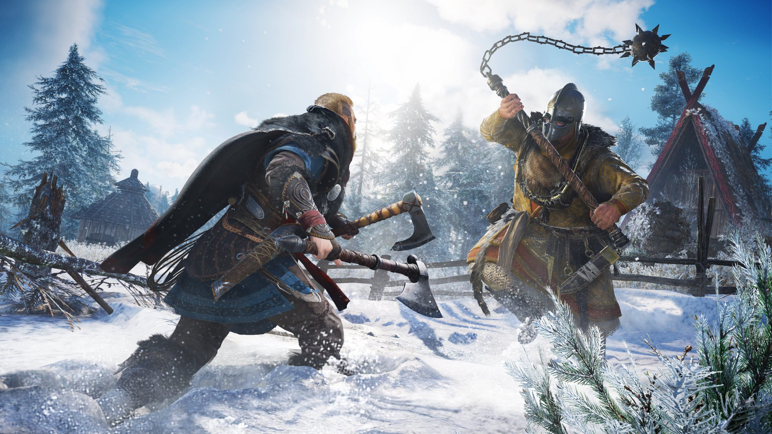 Assassin's Creed: Valhalla - Cinematic Trailer, Screenshots and ...