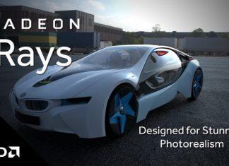 Radeon Rays 4.0
