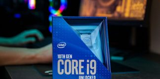 Intel 10th Gen Comet Lake-S CPUs
