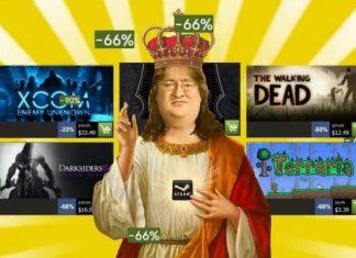 Steam Summer Sales 202