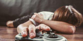 video game injuries