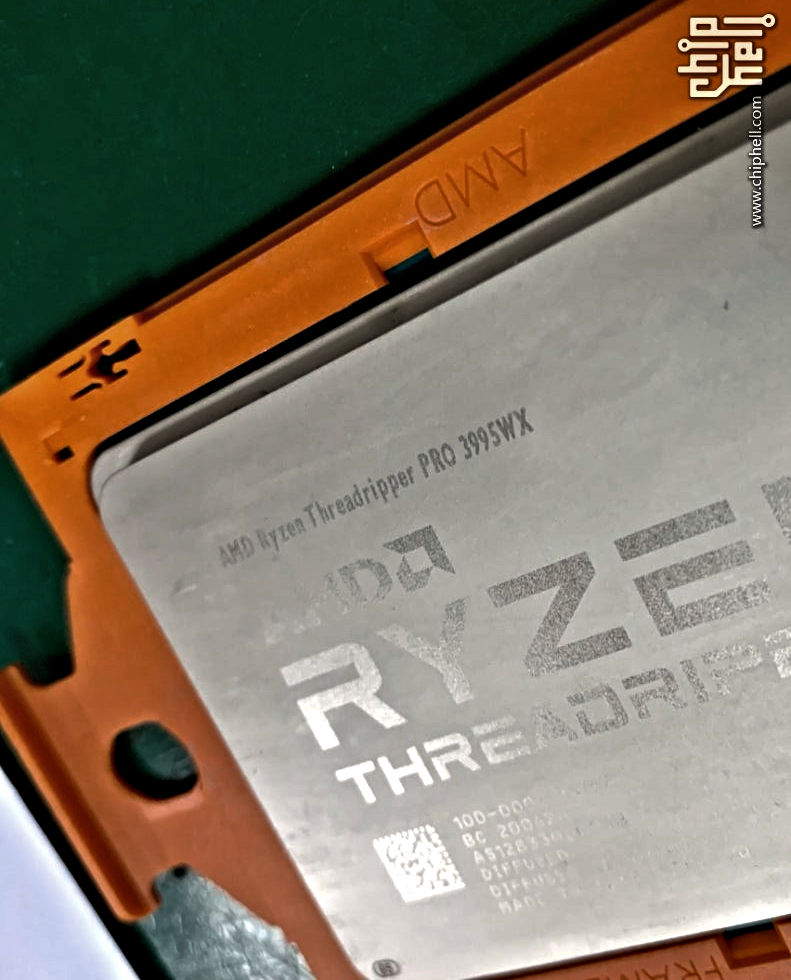 Amd Ryzen Threadripper Pro 3995wx Leaked Would Offer Octa Channel Memory Configuration