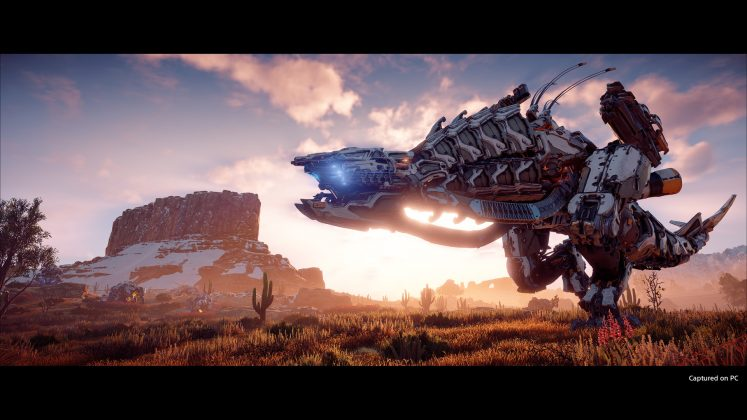 Horizon-Zero Dawn PC Screenshot