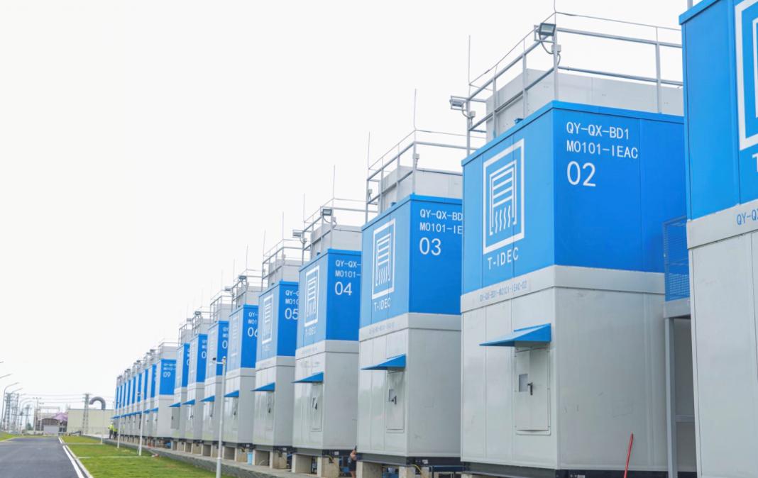 Tencent mega data center 1 million EPYC CPUs