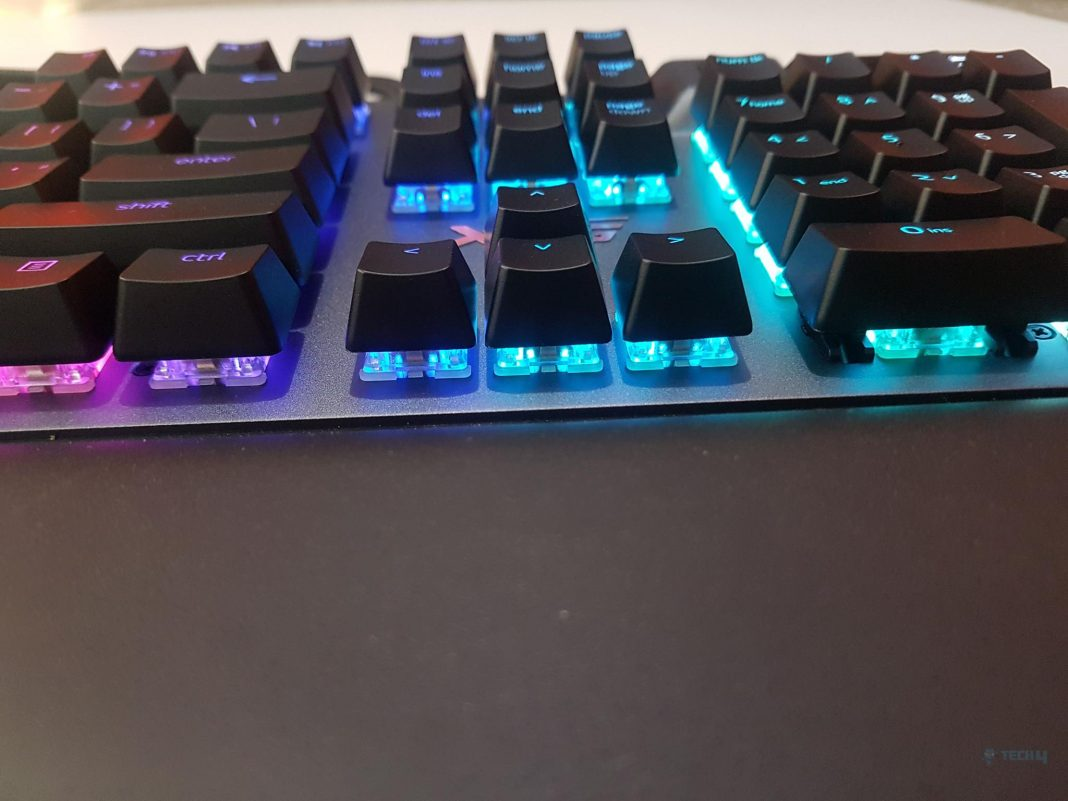 XPG SUMMONER Mechanical Gaming Keyboard
