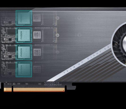 Gigabyte AORUS Gen4 AIC SSD