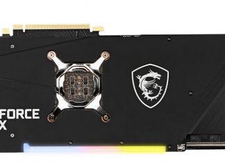 MSI GeForce RTX 3080 Gaming X Trio v2
