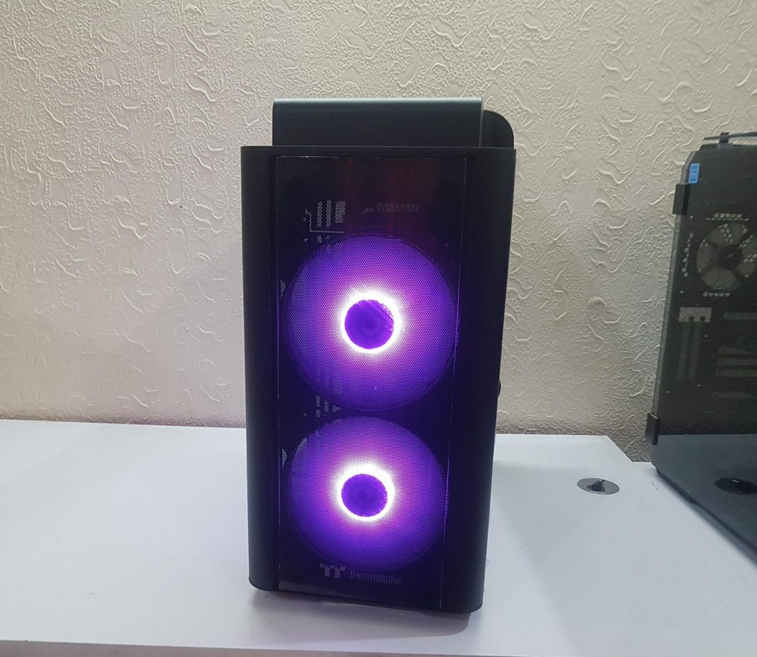 Thermaltake Level 20 GT ARGB Black Edition Review