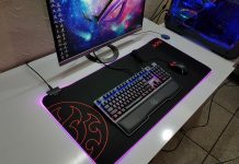 XPG Battleground XL Prime RGB Gaming Mouse Pad