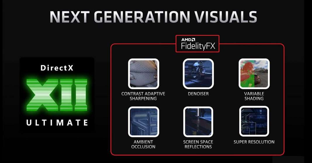 AMD Super Sampling
