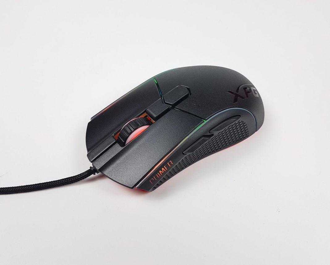 XPG PRIMER RGB Gaming Mouse