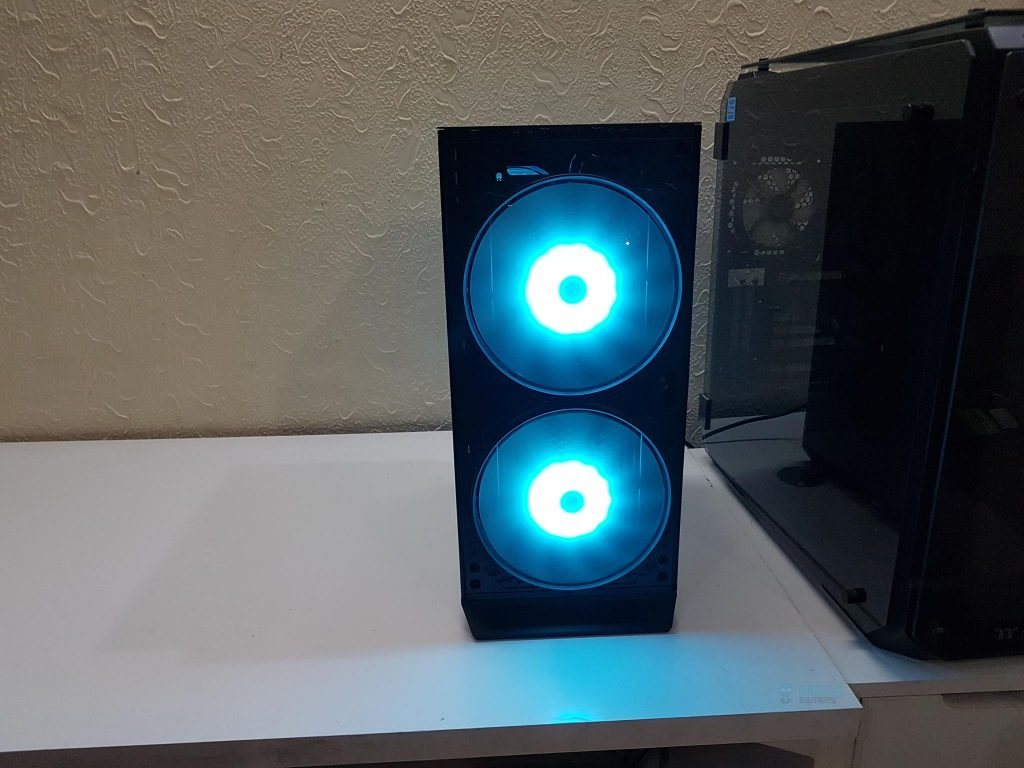Antec NX800 Gaming Chassis