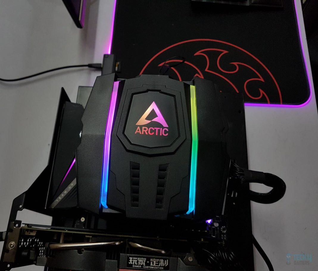 ARCTIC Freezer 50 CPU Air Cooler