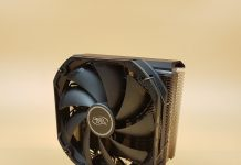 Deepcool AS500 CPU Air Cooler