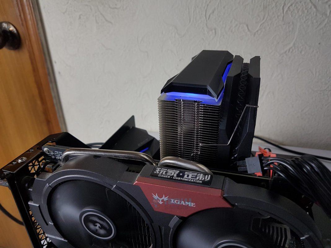 Deepcool AS500 CPU Air Cooler
