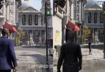 Watch Dogs: Legion: Xbox Series X vs GeForce RTX 3080