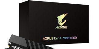 Gigabyte AORUS Gen4 7000s