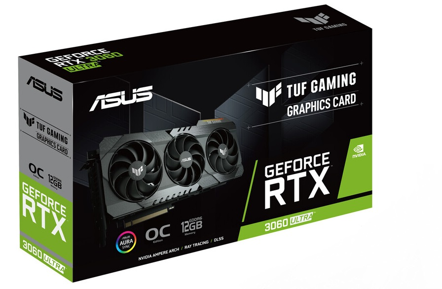 Nvidia GeForce RTX 3060 Ultra