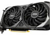 MSI launches GeForce RTX 3060 Ti Ventus 2X V1