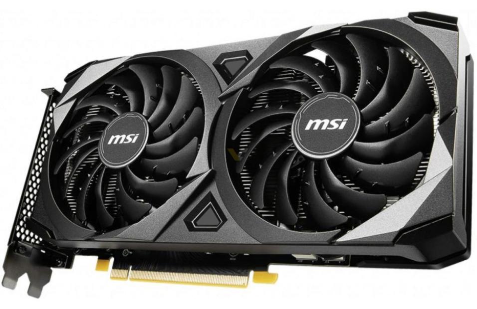 MSI launches GeForce RTX 3060 Ti Ventus 2X V1