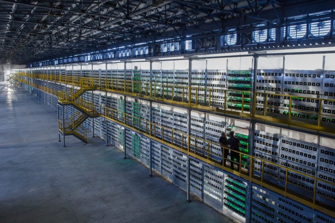 Mining Farm In Russia