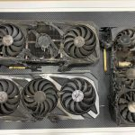Asus GeForce RTX 3080 Burned