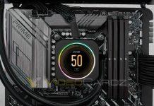 Corsair AIO LCD Panel